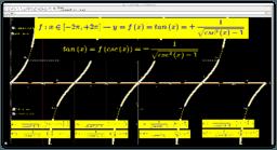 La funzione Tangente espressa mediante la funzione cosecante