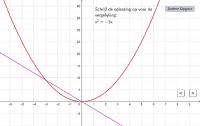 Klas 4-6: Vergelijkingen en ongelijkheid WA+WB