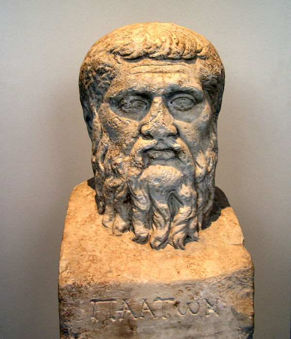 Platon lebte 427 - 347 v. Chr.