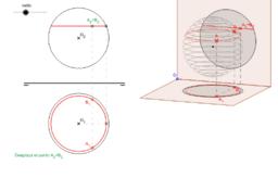 DT2.Diedrico. Esfera. El punto.