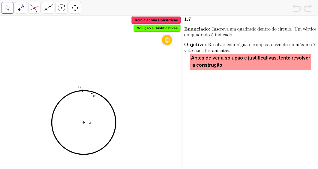 Euclidea 1.7