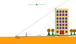 Método de calcular alturas de Julio Verne. Versión ampliada