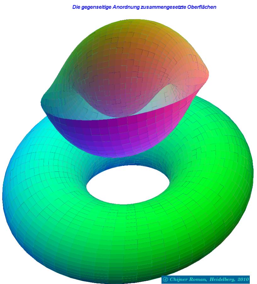 Tor+Snail Surface