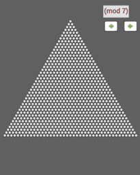 Copy of Patterns in Pascal's Triangle Modulo m