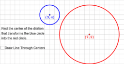 Common External Tangents of Two Circles