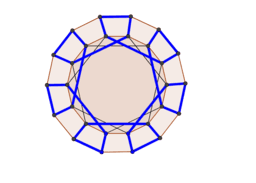 Desargues on 28 vertices
