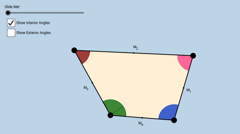 Angle Sum (Interior & Exterior)
