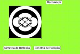 Simetria de Rotação e de Reflexão - 6º ano