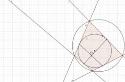 bicentric quadrilateral