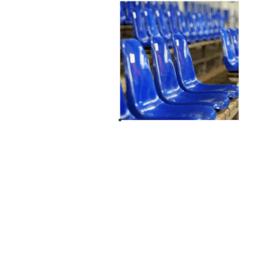 Rotations as Art - Stadium Seats