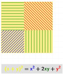 Quadrado do Binómio