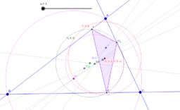 拡張三角形