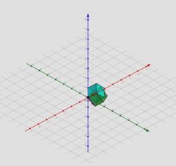 3D Matrix rotation