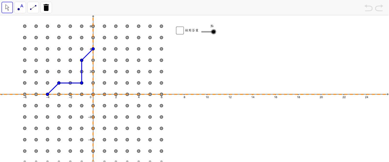 製作對稱圖形 LEVEL 3