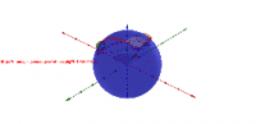 angoli 3d sfera