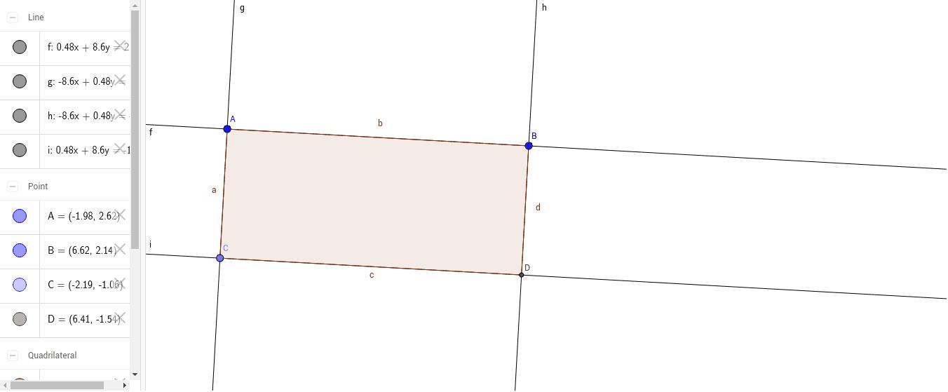 experimento 2 - terreno retangular
