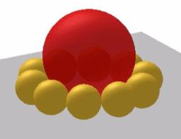Esferas tangentes