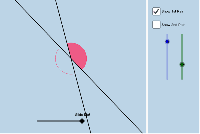 Vertical angles Press Enter to start activity