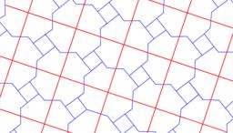 Pythagorean Tessellation # 59 Tiling