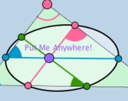 Triangle to Conic?