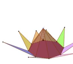 Pirámide. Desarrollo