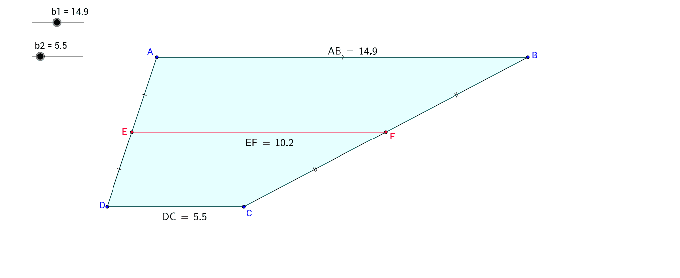 Midsegment Of A Trapezoid Worksheet Midsegment Of A Trapezoid