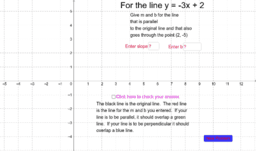 Perpendicular and Parallel Lines-Section 2.7-2.8
