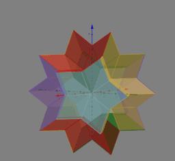 菱形六十面體