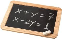 Sistemes d'equacions lineals