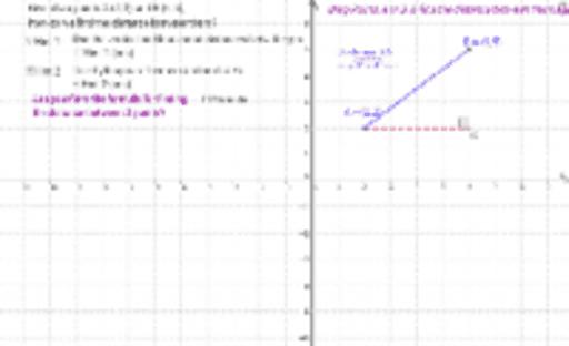 Coordinate Geometry of Straight Lines (E Math) – GeoGebra