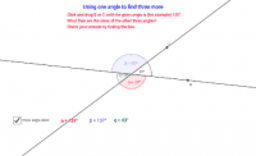 vertically opposite angles _example
