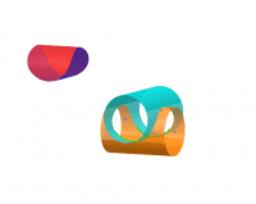 intersection de deux cylindres