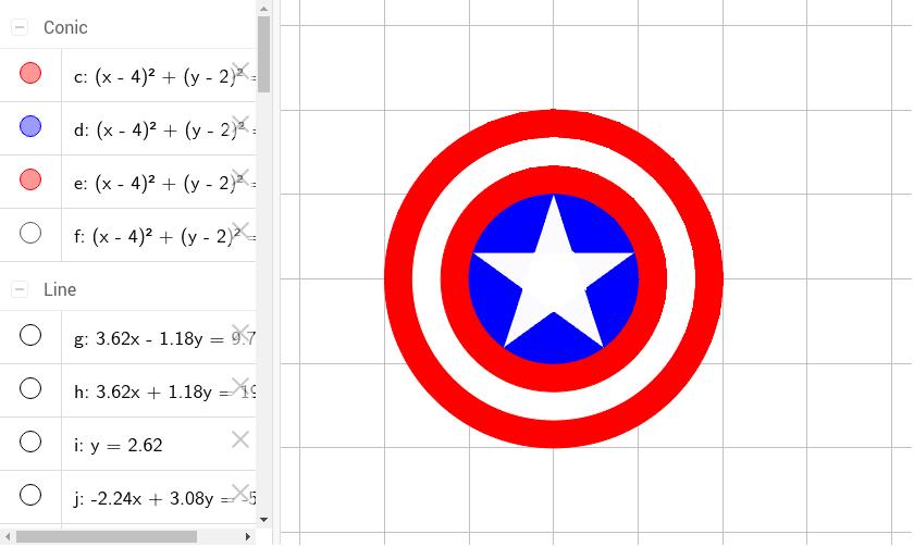 美國隊長盾牌