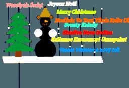 Christmas Card from Olivia Lewandowska
