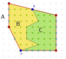 Bewijs voor de som van veelhoeken