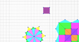 Geogebra mønstre