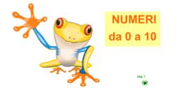 Numeri da 0 a 10