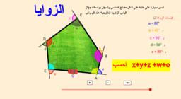 Angles d'un polygone