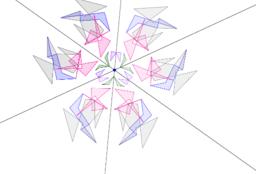 Kaleidoscope 2 60 degrees