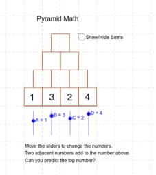Pyramid Math