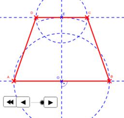 EPV1.Polígonos.Trapecio isósceles.