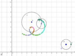 Blomster cirklen animation