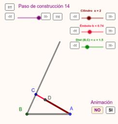 Cilindro hidráulico (construcción del estudiante)