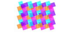Pythagorean Tessellation # 133 Tiling