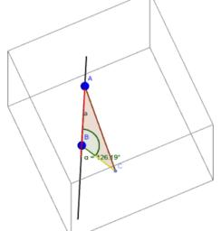 Háromszög forgatása