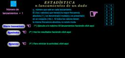 Estadística ( moda - ejemplos 1 )