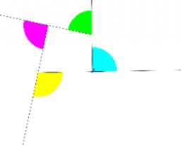 Sum of Exterior Angles Quadrilateral