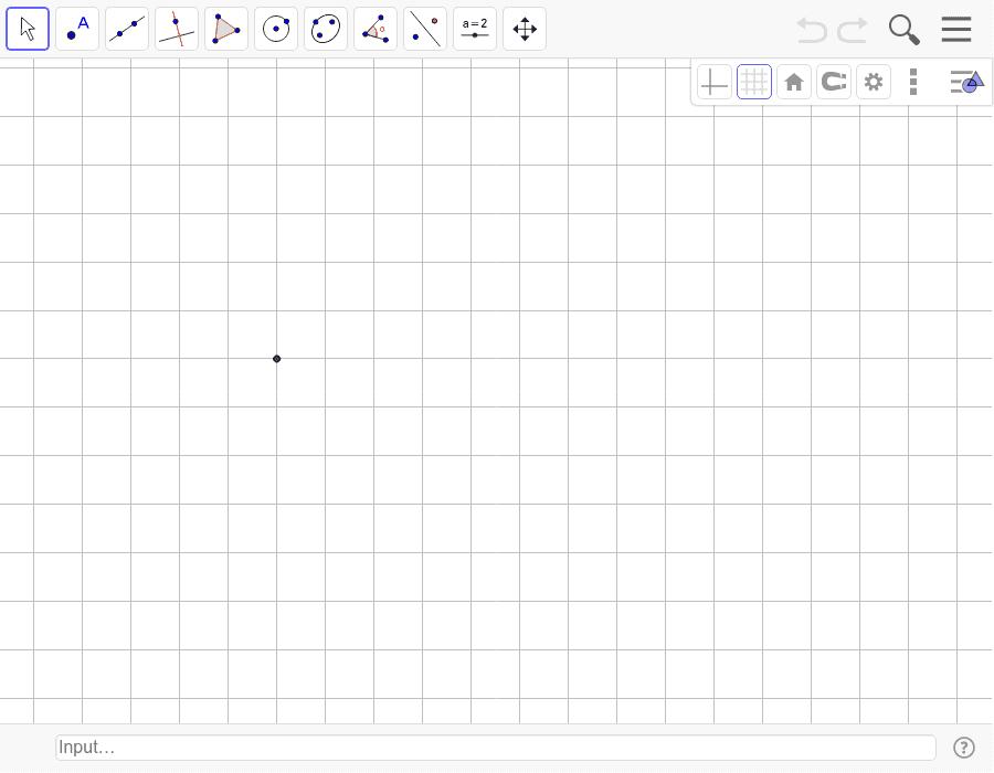 Disegna un paralellogramma con un lato lungo 4 quadretti ed un trapezio con base maggiore di 6 quadretti, assegna loro i nomi corretti. Premi Invio per avviare l'attività