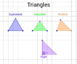 Dynamic Geogebra Page