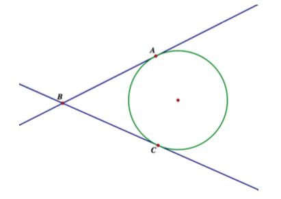 Circumscribed Angle